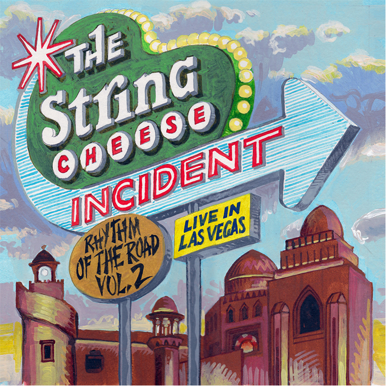 albums the string cheese incident