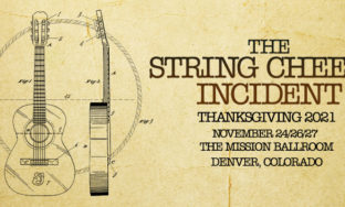 Mission Ballroom Thanksgiving Incidents ON SALE NOW!